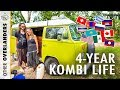 4 Years In A Kombi Through Middle East, Asia and Americas  | OTHER OVERLANDERS
