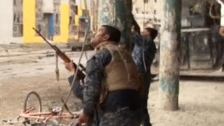 ISIS cornered and desperate in Mosul
