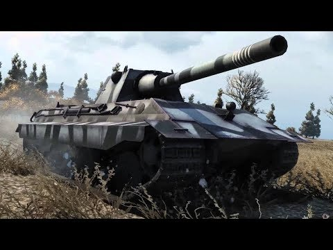 World of Tanks Blitz - E50M Full Line + Zırh Profili
