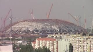 Самара. Строительство стадиона к ЧМ-2018 (2)