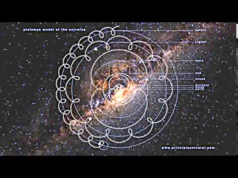 Flat Earth - Ptolemy's Model of the Universe - YouTube