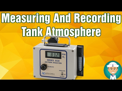 Measuring And Recording Tank Atmosphere