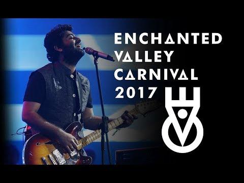 Arijit Singh at EVC - Live | 17 Dec 2017 | Mumbai