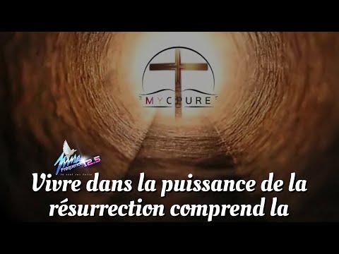 CPURE-DÉVOTION : VIVRE DANS LA PUISSANCE DE LA RÉSURRECTION COMPREND LA GUÉRISON.