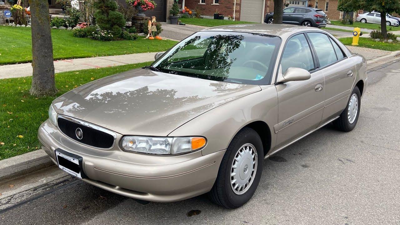 2000 Buick Century Custom Startup Engine & In Depth Tour - YouTube