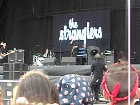 The Stranglers Golden Brown V Fest 2014