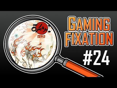 Okami HD Part 24: Crimson Crocodile - Gaming Fixation  