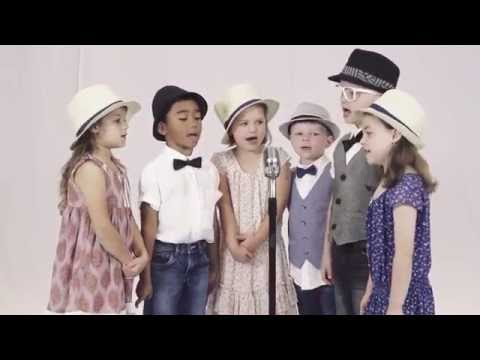 2016 Kindergarten Graduation Music Video -