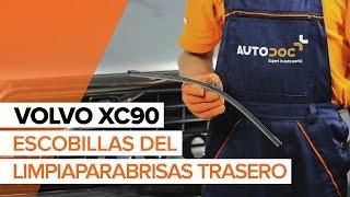 Montaje Cilindro de freno delantero y trasero VOLVO XC90: vídeo manual
