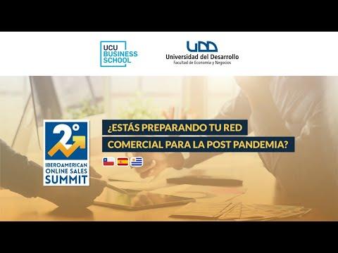 2° Iberoamerican Online Sales Summit: ¿Estás preparando tu red comercial para la post pandemia?