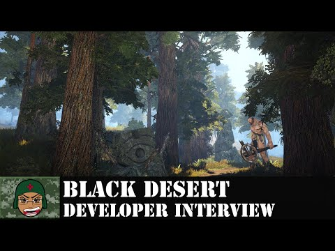 Black Desert Online - Developer Interview
