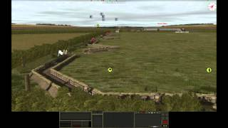 Combat Mission Battle for Normandy AAR 1# - Silence the Guns