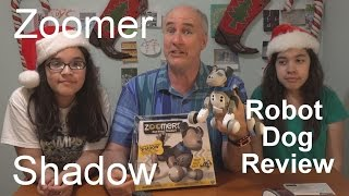 Zoomer Shadow Review- Newest Robotic Dog | Epicreviewguys In 4k  Cc