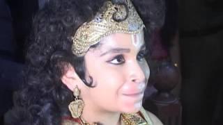 SONY TV's FAMOUS HANUMAN {ISHANT BHANUSHALI} AT SANYAS ASHRAM FOR MAHARTI'