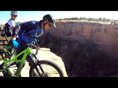 DON'T LOOK DOWN   Chasing Epic in Moab