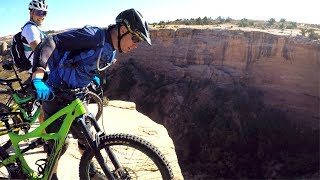 DON'T LOOK DOWN | Chasing Epic in Moab