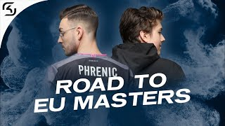 Going to Leicester | Road to EU Masters