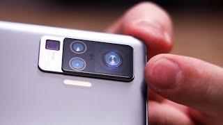 Лучшая камера в смартфоне?