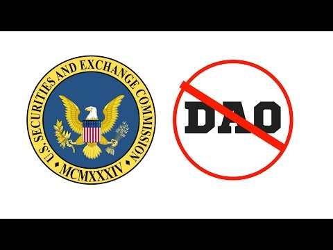 SEC Issues Report Concluding DAO Tokens, a Digital Asset, Were Securities