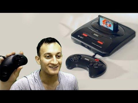 Играем красиво в SEGA 16bit на PC (Kega Fusion)из YouTube · Длительность: 4 мин21 с