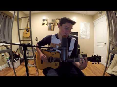Nervous - Shawn Mendes (Cover by Daniel Bateman)