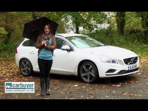 Volvo V60 estate review - CarBuyer
