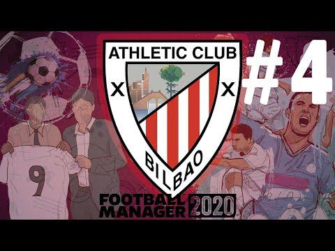 FM 2020 Doğa Üründül \u0026 Taner Işık Athletic Bilbao Kariyeri #4
