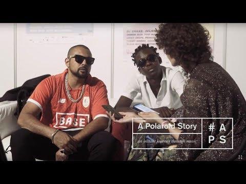 A POLAROID STORY x  SEAN PAUL - INTERVIEW