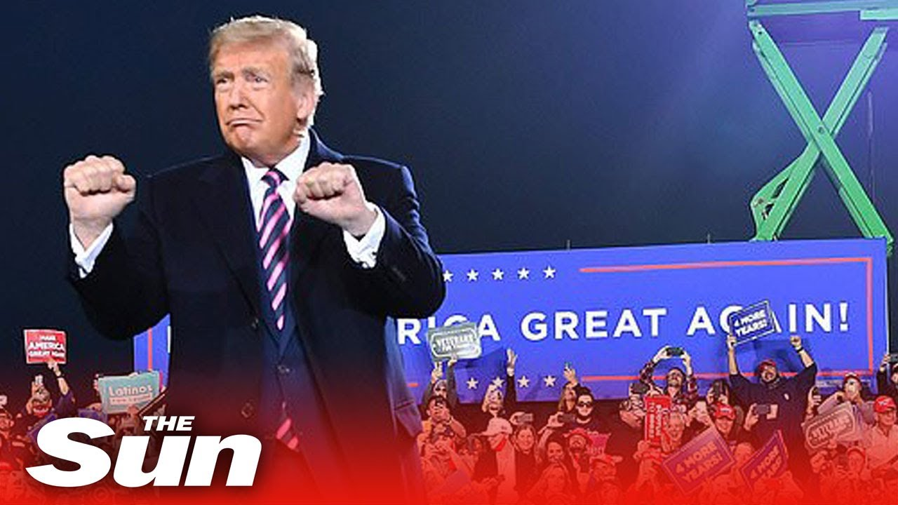 Donald Trump returns to campaign trail with rally targeting Ohio ...