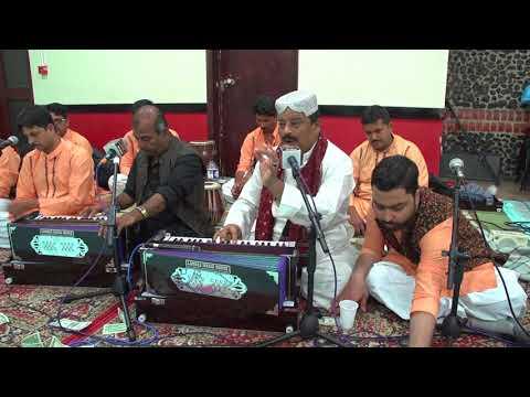 Qawwal Farid Ayaaz & Abu Muhammad performed Mehfil-E-Shama in London 10th April 2018 (Part 2)