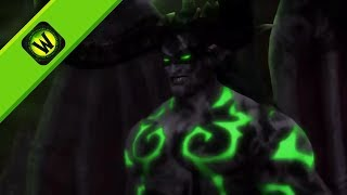 Legion:Demon Hunters Episode 1 - Mission To Mardum【WoW Machinima】