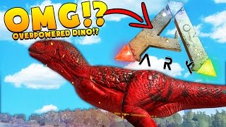 OVERPOWERED DINOS MEGA LEVEL - ARK SURVIVAL EVOLVED POKEMON MOD (ARKMON) #22