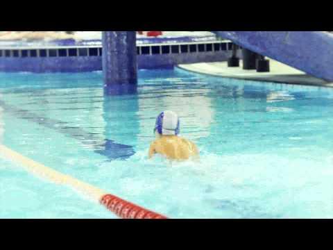 Фитнес-центр Экселент. Соревнования по плаванию.