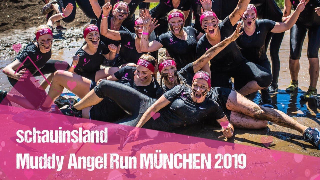 Schauinsland Muddy Angel Run Munchen 2019 Youtube