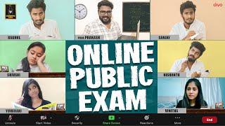 Online Public Exam Leelaigal | Ft. Veyilon Prakash | Laughing Soda