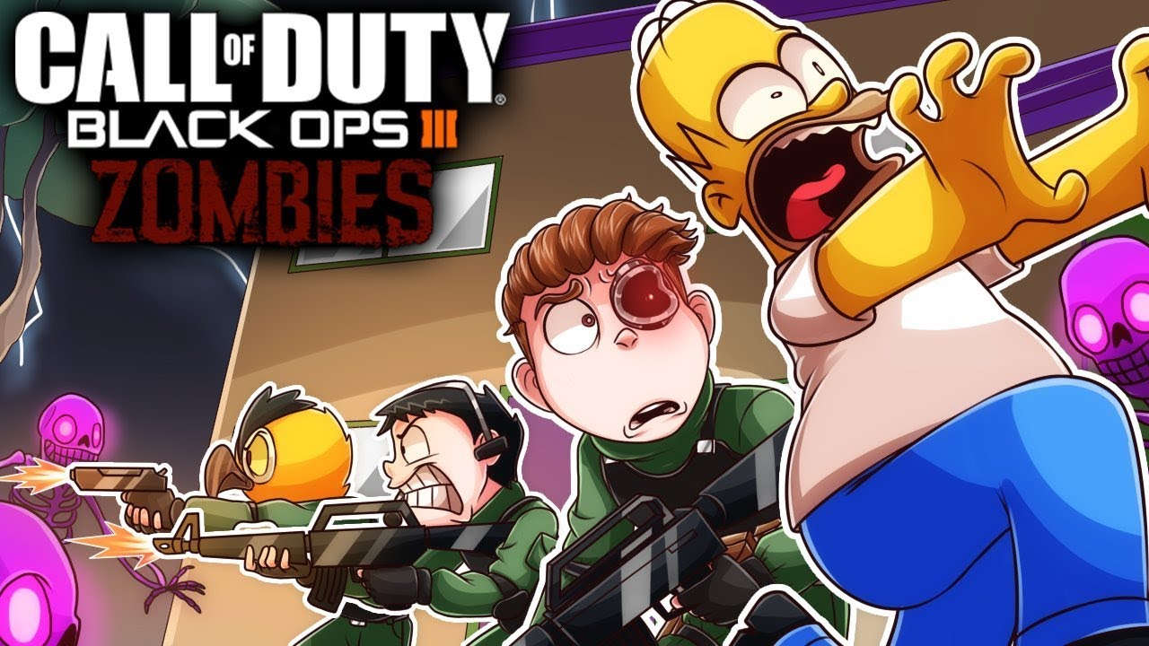 the-high-difficulty-simpsons-halloween-map-black-ops-zombies-funny-moments