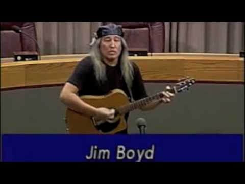 Jim Boyd Sings Unity at Councilman Jon Snyders Event
