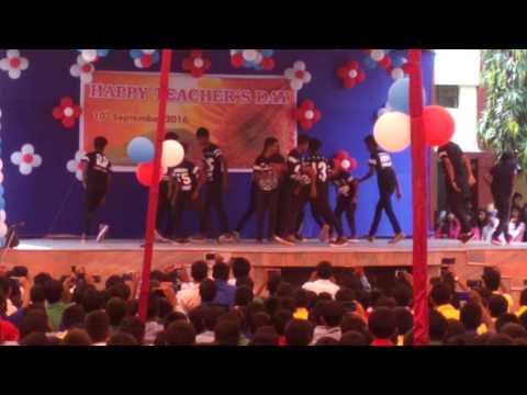 Best dance St. John's school Ranchi. Best dance.....