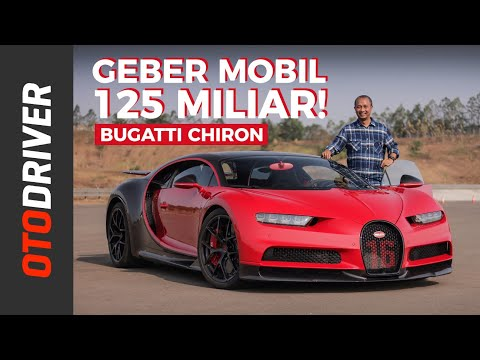 Bugatti Chiron Sport 2019 | First Drive Indonesia | OtoDriver