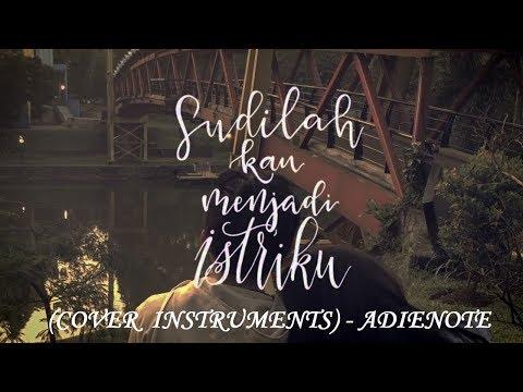 Payung Teduh - Akad (Karaoke - Cover AdieNote Instruments)