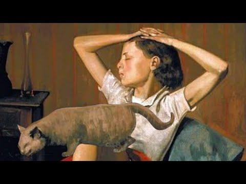 Balthus  Des jeunes filles et des chats  YouTube