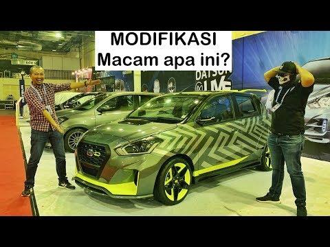 Datsun MODIFIKASI Fitra Eri