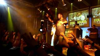 Busta Rhymes-What it is right now-live