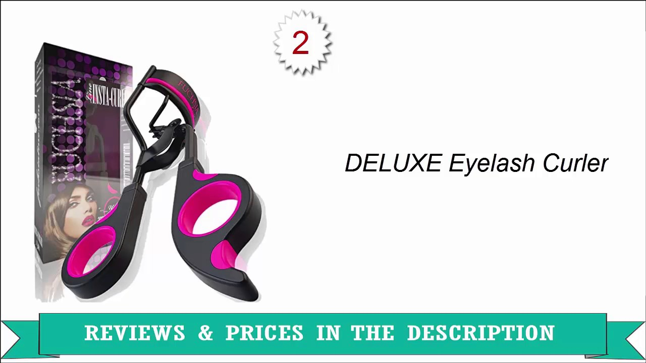 6dc50d6a2d9 Brilliant Beauty Eyelash Curler 2018 - YouTube