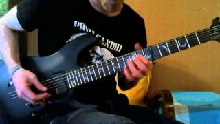 Propagandhi - Human(e) Meat (the flensing of sandor katz) (guitar cover)