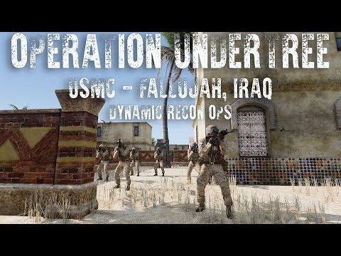 ARMA 3: Operation Undertree (Fallujah, Iraq)