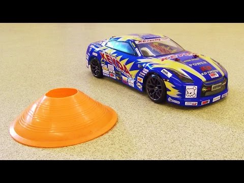 RC Drift Lessons #1 - Circles