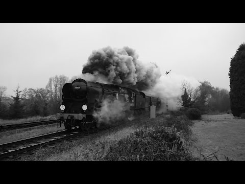 Great Central Railway - Winter Steam Gala 2016