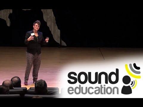 Mai-Britt deciBel_dam - Sound Education, København 2012