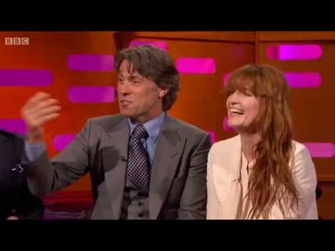 Ship to Wreck - Florence + the Machine (Graham Norton BBC 1)